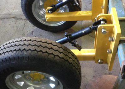 Depth wheels